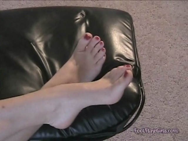 Holly - Slow Stocking Tease